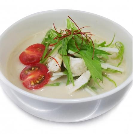 ロカボスープ ゆずカレー・ごま豆乳