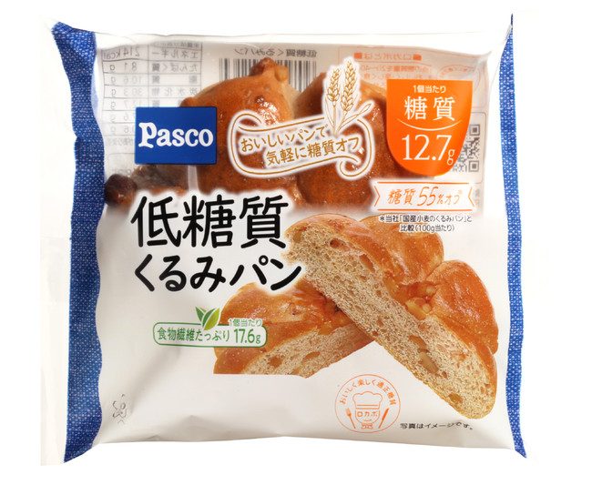 敷島パン「低糖質シリーズ」